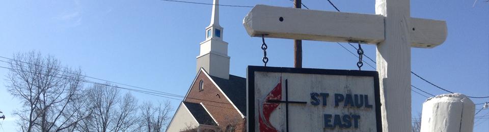 St. Paul East United Methodist Church