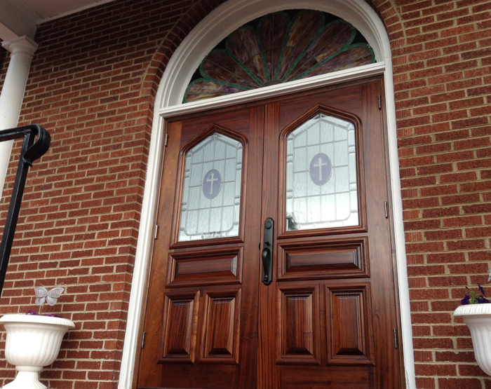 New Doors to Sanctuary