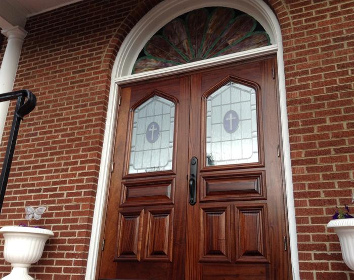 New Doors to Sanctuary